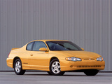 Chevrolet Monte Carlo 2000–05 wallpapers