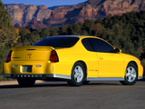 Chevrolet Monte Carlo Supercharged SS 2004–05 wallpapers
