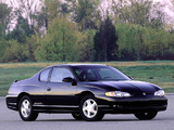 Chevrolet Monte Carlo SS 2000–05 wallpapers