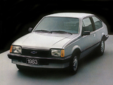 Images of Chevrolet Monza Hatchback 1982–88
