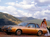 Photos of Chevrolet Monza Towne Coupe (M27) 1977
