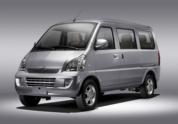 Chevrolet N300 Move 2012 Wallpapers
