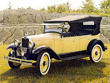 Chevrolet National AB Touring 1928 photos