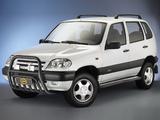 Cobra Chevrolet Niva 2002–09 images