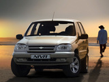 Chevrolet Niva 2002–09 images