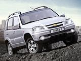 Chevrolet Niva 2009 images