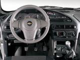 Chevrolet Niva 2009 photos