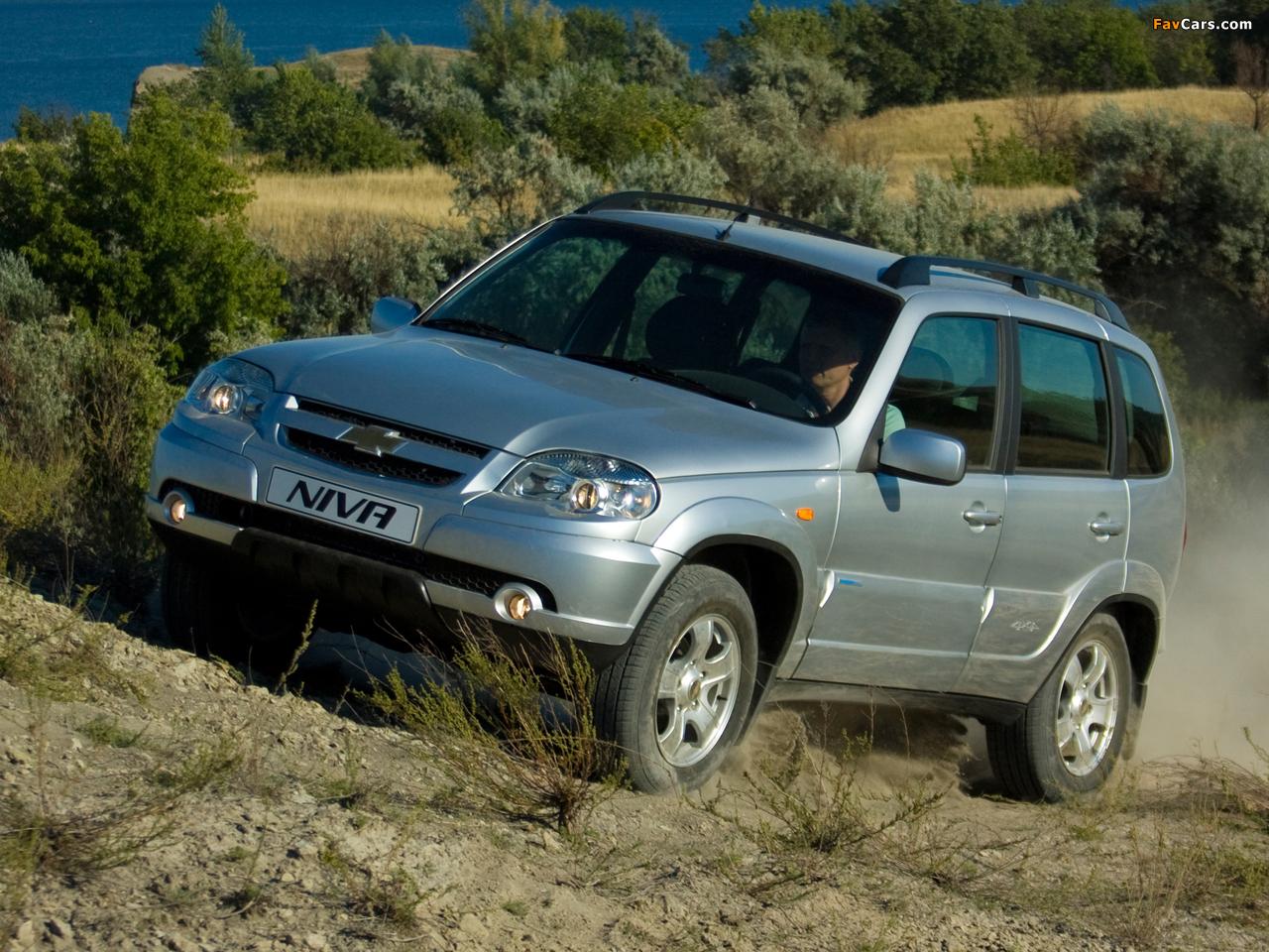 Chevrolet Niva 2009 pictures (1280 x 960)