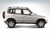 Images of Chevrolet Niva 2009