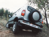 Photos of Chevrolet Niva 2002–09