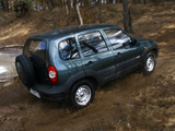 Photos of Chevrolet Niva 2009