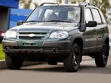 Photos of Chevrolet Niva LE 2012