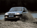 Pictures of Chevrolet Niva 2002–09