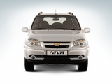 Pictures of Chevrolet Niva 2009