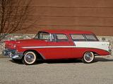 Chevrolet Bel Air Nomad (2429-1064DF) 1956 images