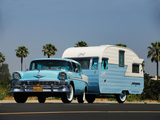 Chevrolet Bel Air Nomad (2429-1064DF) 1956 photos