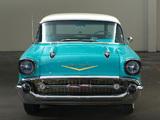 Chevrolet Bel Air Nomad (2429-1064DF) 1957 images