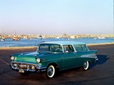 Chevrolet Bel Air Nomad (2429-1064DF) 1957 pictures