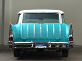 Chevrolet Bel Air Nomad (2429-1064DF) 1957 wallpapers