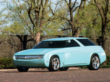 Chevrolet Nomad Concept 1999 wallpapers
