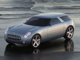 Chevrolet Nomad Concept 2004 photos