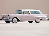 Photos of Chevrolet Bel Air Nomad (2429-1064DF) 1957