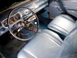 Chevrolet Nova SS Hardtop Coupe 1963 images