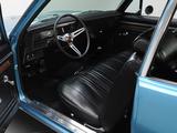 Chevrolet Nova SS 396 1970 photos