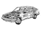 Chevrolet Nova Hatchback 1985–88 images