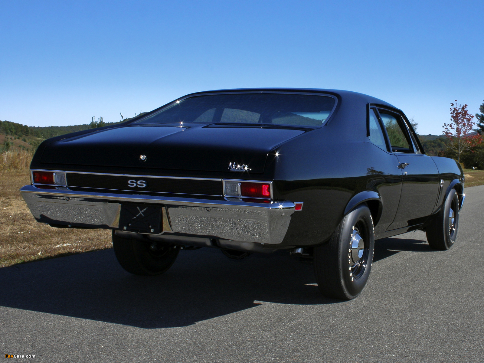 Ss Chevrolet 1969 >> Chevrolet Nova SS 396 1969 wallpapers (1600x1200)