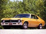 Chevrolet Nova SS 396 1970 wallpapers