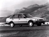 Chevrolet Nova Sedan (AE82) 1985–88 wallpapers