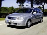 Chevrolet Nubira Station Wagon 2004 images