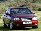Chevrolet Nubira Sedan 2004–09 images