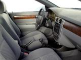 Chevrolet Nubira Sedan 2004–09 photos