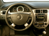 Chevrolet Nubira Sedan 2004–09 pictures