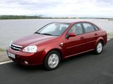 Chevrolet Nubira Sedan 2004–09 wallpapers