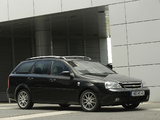 Chevrolet Nubira Sport Station Wagon 2005 images