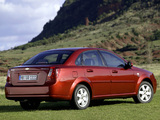 Images of Chevrolet Nubira Sedan 2004
