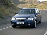 Pictures of Chevrolet Nubira Sedan 2004–09