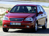 Chevrolet Nubira Sedan 2004 wallpapers