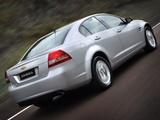 Chevrolet Omega (C) 2007–08 photos