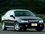 Images of Chevrolet Omega (B) 2005–07