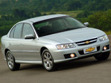 Photos of Chevrolet Omega (B) 2005–07