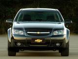 Photos of Chevrolet Omega (C) 2007–08