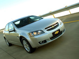 Pictures of Chevrolet Omega (C) 2007–08