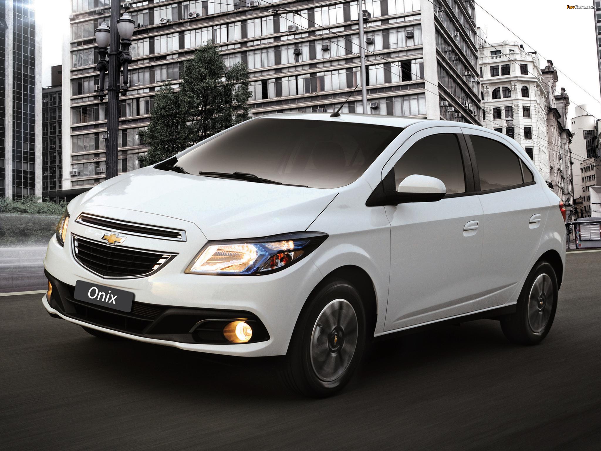 Chevrolet Onix 2012 pictures (2048 x 1536)
