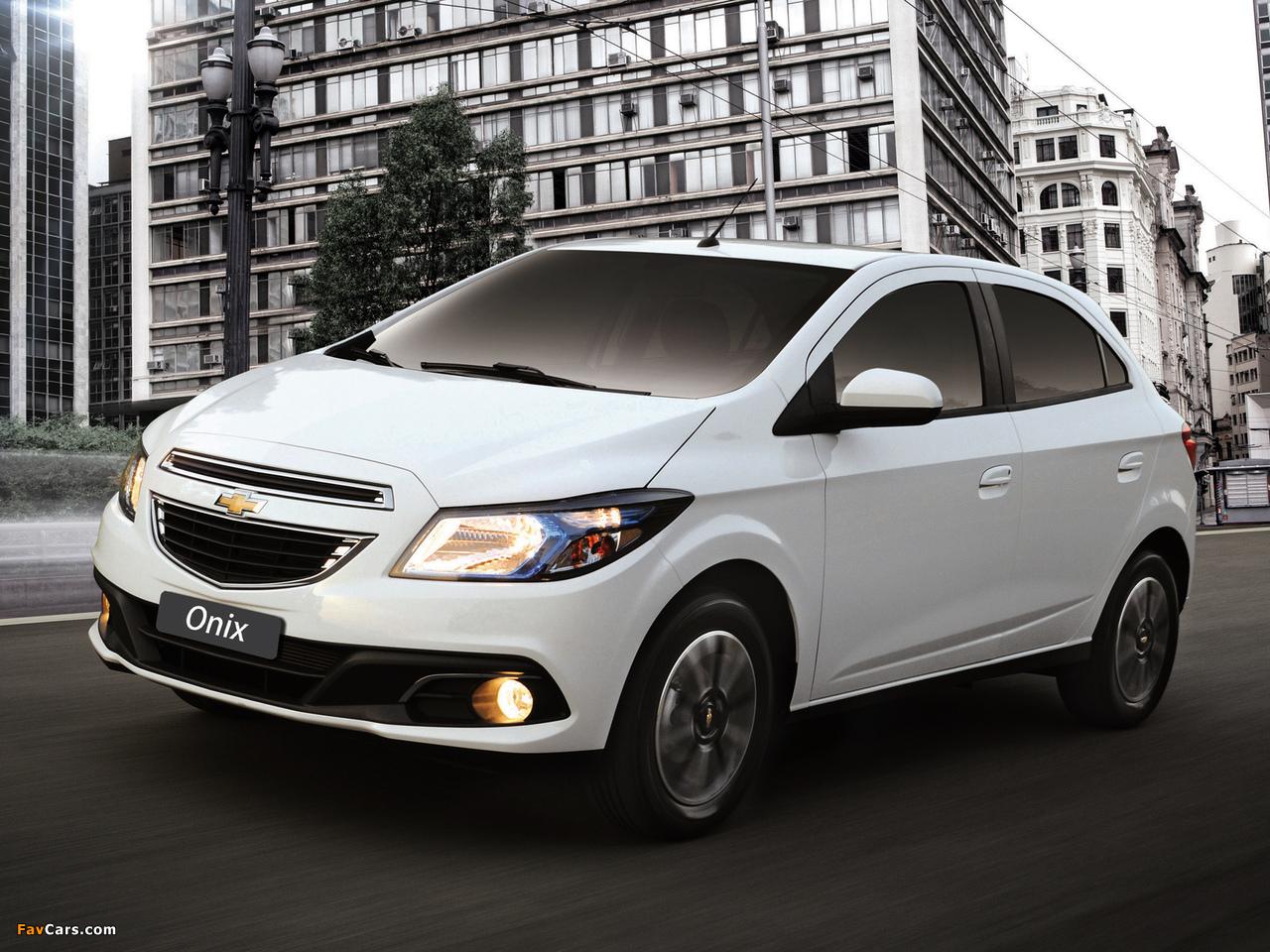 Chevrolet Onix 2012 pictures (1280 x 960)