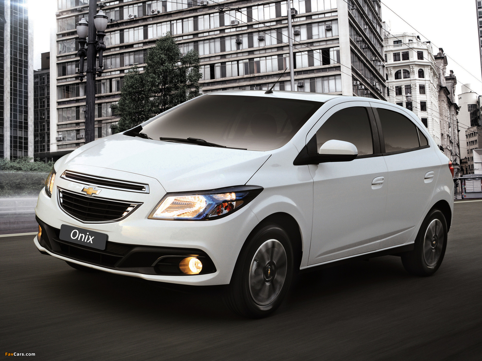 Chevrolet Onix 2012 pictures (1600 x 1200)