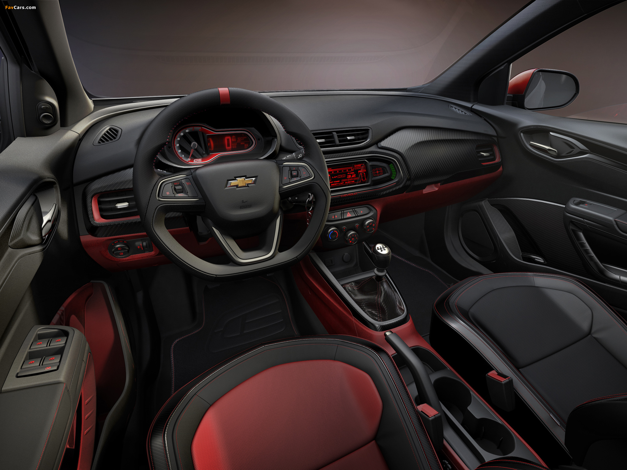 Chevrolet Onix RS Concept 2013 images (2048 x 1536)